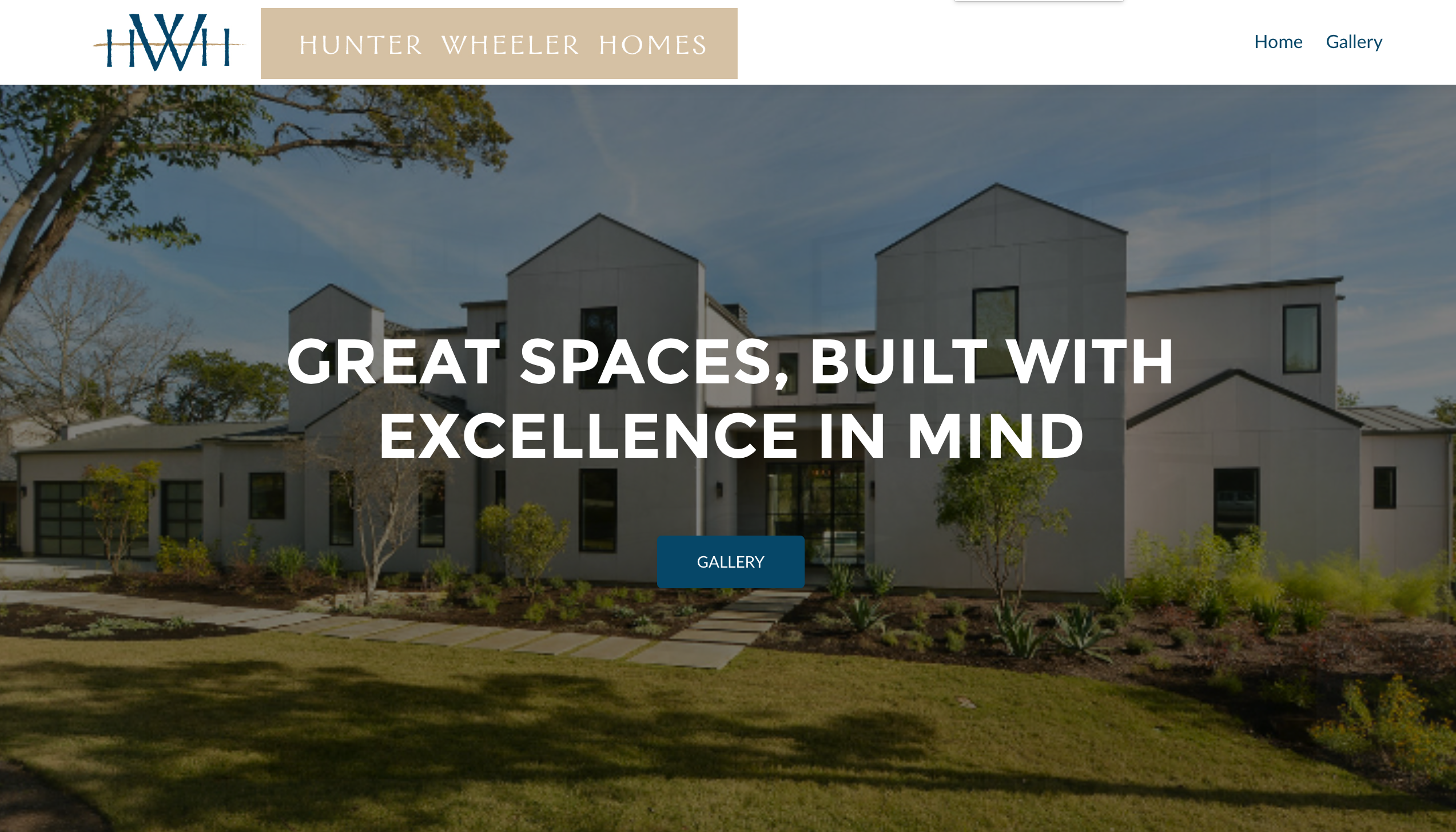 BigStar Creative, Hunter Wheeler Homes