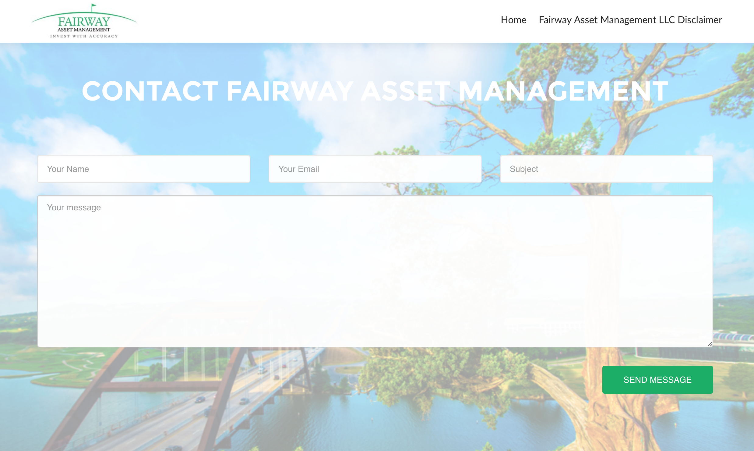 Jason Riley, Fairway Asset Management